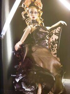 "16"" Superdoll Sybarite Doll Haute Magazine Couture Salon Doll Limited Edition"