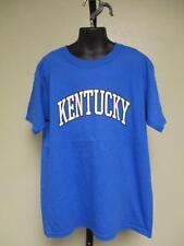 NEW University of Kentucky Wildcats Youth S Small (8) Gildan Blue Shirt