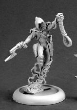 Hangin Judge Reaper Miniatures Savage Worlds Undead Steampunk Western Noose