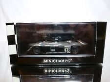 MINICHAMPS BMW V12 LMR 24h LE MANS 1999 - BLACK 1:43 - GOOD CONDITION IN BOX