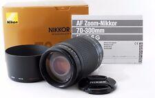 Nikon 70-300mm f/4-5.6 G AF Zoom Nikkor Lens for Nikon D3200 D3300 D5200 D5300