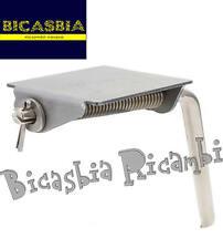 9211 - CAVALLETTO LATERALE IN ACCIAIO NICHELATO VESPA 125 V1T - V10T