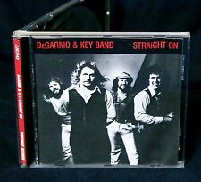 DEGARMO & KEY Straight On 1979 CD RARE