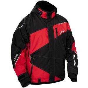 Castle X Surge G1 Jacket, Red