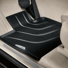 4 OEM BMW F25 X3 F26 X4 Rubber Floor Mats 28i/iX 35i/iX - Anthracite