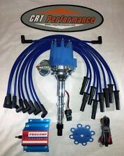 AMC JEEP 290,304,343,360,390,401 small cap HEI Distributor + 60K COIL + Wires