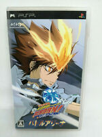 Sony PLAYSTATION Psp Portable Katekyoo Hitman Reborn! Battle Arena Japan Version