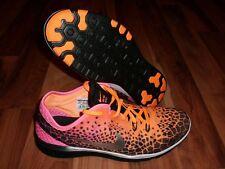 Nike Free 5.0 Tr Fit PRT Running Training Black Pink Crimson Women SZ 10.5 SZ 8