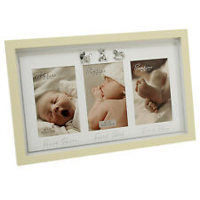 Bambino Baby Gift Multi Photo Frame 1st Smile Step Bath  NEW  19544