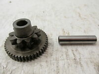 HONDA CB600F CB600 F HORNET 599 2006 STARTER REDUCTION GEAR GEARS SHAFT