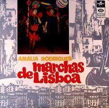 Amália Rodrigues - Marchas de Lisboa - LP - washed - cleaned - # L 1342