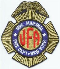 UFA Fire Marshall City of New York Patch