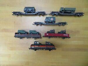 Bachmann/Hattons MoD train
