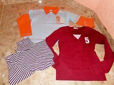 3 teile Bekleidungspaket Markenpaket Mädchen Pulli Rolli gr. S   134  140  164