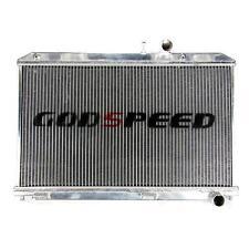 REV9 2003-2011 RX-8 RX8 ROTARY 13B SE3P ALUMINUM 2 ROW RACING RADIATOR