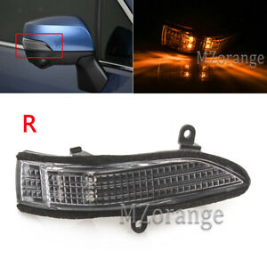 Right Mirror Turn Signal Light For Subaru Forester Outback Legacy Tribeca 07-11