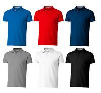 Slazenger Hacker Polo Shirt Herren Poloshirt Pique Qualität