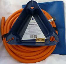 Neish Tools Drain Down Hose Kit -10 Metre D/D Hose/Work Mat and Plumb Tub 99.844