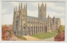 Canterbury J Salmon Printed Collectable Kent Postcards