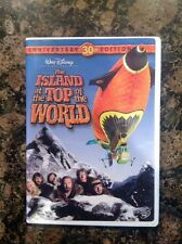 The Island at the Top of the World (DVD,2004) Authentic US Scratch Free RARE OOP