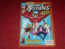 [BD DC COMICS USA] TEAM TITANS # 1 (Cover D) - 1992