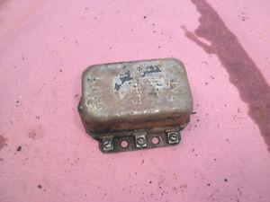 Willys Jeep CJ6  CJ 6 1959 voltage regulator