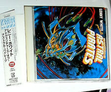LENNY WHITE PRESENTS THE ADVENTURES OF ASTRAL PIRATES CD JAPAN 1998 (AMCY-2859)