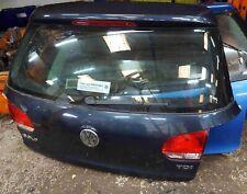 Volkswagen Golf MK6 2009-2012 Rear Tailgate Boot Grey Blue LC5F