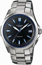 NEW CASIO OCEANUS OCW-S100-1AJF Titanium Tough Solar Radio Multiband 6 Men's