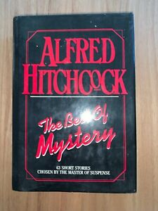 The Best of Mystery Alfred Hitchcock - Collection of 63 short stories hardcover