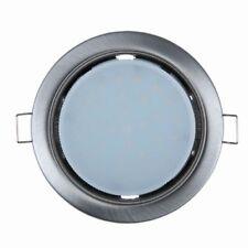 HEITRONIC Einbaustrahler Nickel matt bis LED 10w Gx53