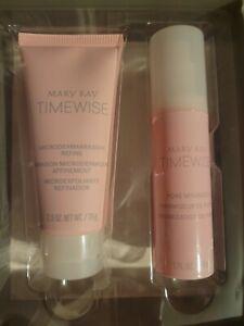 Mary Kay TimeWise Microdermabrasion Plus Set NIB