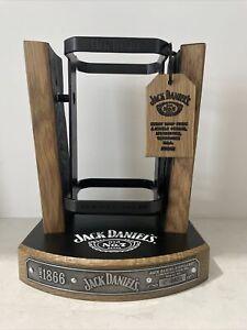 Jack Daniels 1 Litre Limited Edition Cradle Brand New. Serial Number C 4421
