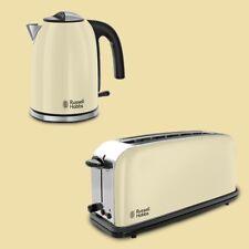 Russell Hobbs Colours Plus+ Classic Cream Wasserkocher 1,7L + Langschlitztoaster