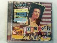 THE GREAT PUNK ROCK SWINDLE PART ONE - CD - UK - 1999 - (EX/NM - EX/NM)