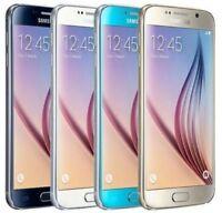 Samsung Galaxy S6 SM-G920V - 32GB - (Verizon) Unlocked - Black/White/Gold UK