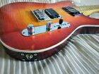 Hand made Eugene Electric Guitar Vintage style Ash-Maple body for sale