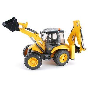 JCB 5CX eco Backhoe Loader Construction - Bruder 02454 Toy NEW