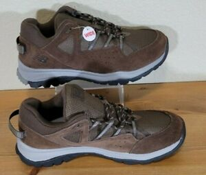 New Balance Men's 669v2 Chocolate Extra Wide Trail Walking Shoes Size 9 4E NWOB