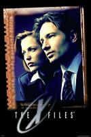 The X-Files Poster Akte X - Der Film 61 x 91,5 cm Wandbild Plakat Kunstdruck