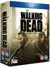 The Walking Dead Season 1-5 BLU-RAY NEW & SEALED*