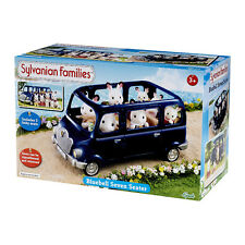 Sylvanian Families Bluebell Seven Seater - Brand New