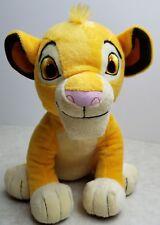Disney The Lion King simba  plush Kohl's cares for kids stuffed animal toy lion