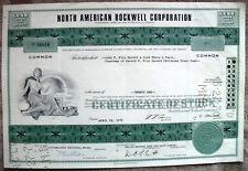 Aktie North American Rockwell Corporation
