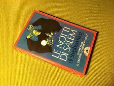 Stephen King  LE NOTTI DI SALEM 1987 1a ed. Grandi Tascabili Bompiani mai letto