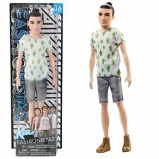 Cactus Cooler Ken | Barbie | Mattel FJF74 | Slim Fashionistas 16 | Puppe