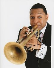 Wynton Marsalis signed 8x10 inch photo autograph