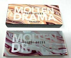 BOBBI BROWN Molten Drama Eye Palette - 10 Colors - Brand New in Box