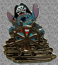 Pirate Stitch at Helm DSF Pin - DISNEY LE 150 - Surprise Release