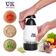 Slap Chop Set Vegetable Garlic Chop Cutter Crush Mash Kitchen Tool Triturator DG